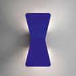 Lampa ścienna Fontana Arte Flex 4310 BL